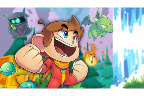 Alex Kidd in Miracle World DX is the remake we deserve ...