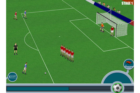 Simple Game of Soccer: Free online football games to play
