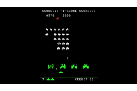 Space Invaders Original 1978 - Gameplay - YouTube