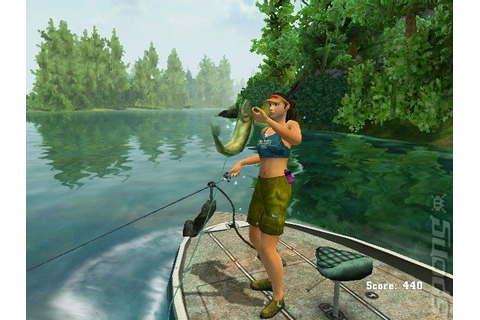Screens: Rapala Fishing Frenzy 2009 - Wii (3 of 5)