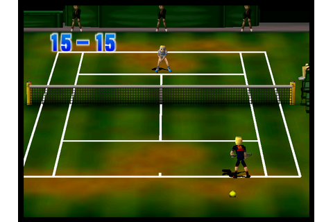 Centre Court Tennis Download Game | GameFabrique