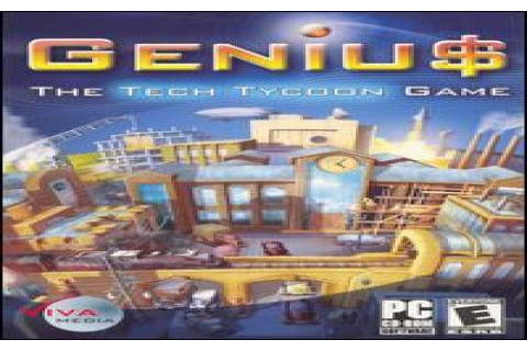 Geniu$: The Tech Tycoon Game download PC