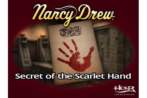 Nancy Drew 6: Secret of the Scarlet Hand | Free Full ...
