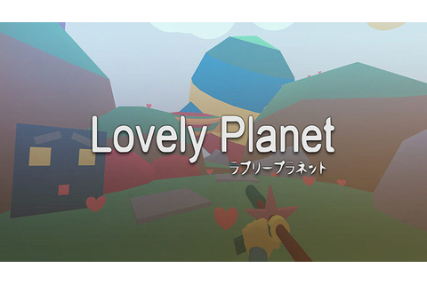 Lovely Planet - Download - Free GoG PC Games