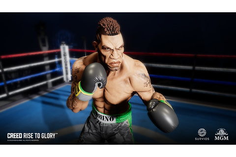 Creed: Rise to Glory Coming to PS VR With Exclusive Young ...