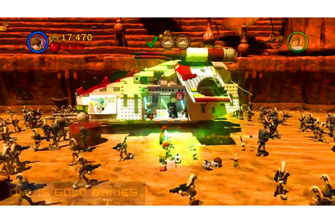 LEGO Star Wars III The Clone Wars Free Download