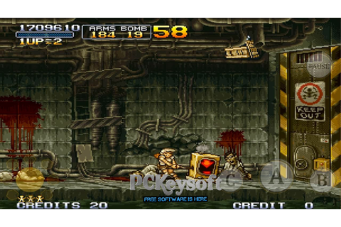 Metal Slug 7 For PC Game Download Full Version Free PcKeySoft