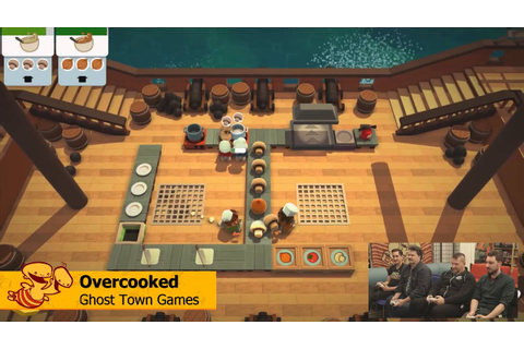 Overcooked [PS4/XOne/PC] Gameplay Trailer - YouTube