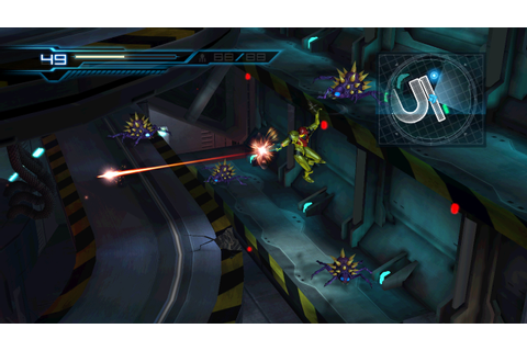 Metroid: Other M Preview – GameCola