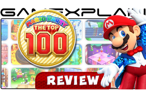 Mario Party: The Top 100 - REVIEW (3DS) - YouTube
