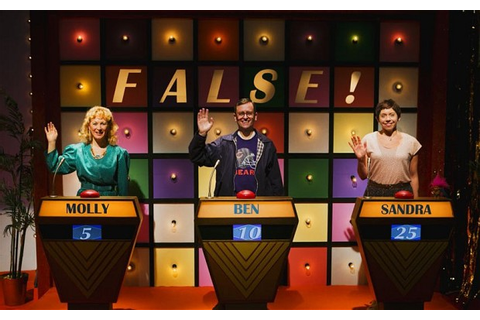 Review: Quiz Show, Traverse, Edinburgh (Daily Telegraph ...