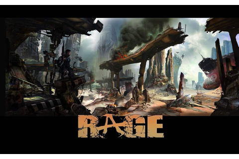 RAGE Game Free Download - Ocean Of Games