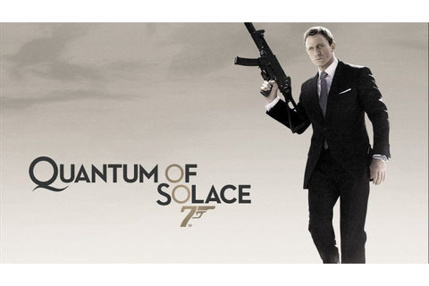 007 Quantum of Solace PC Gameplay - YouTube