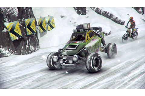 MotorStorm Arctic Edge | Games | Pocket Gamer