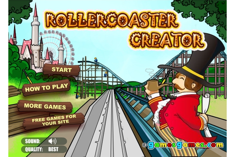 Educational Technology Guy: Roller Coaster Game as ...