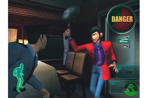 Lupin the 3rd: Treasure of the Sorcerer King Screenshots ...