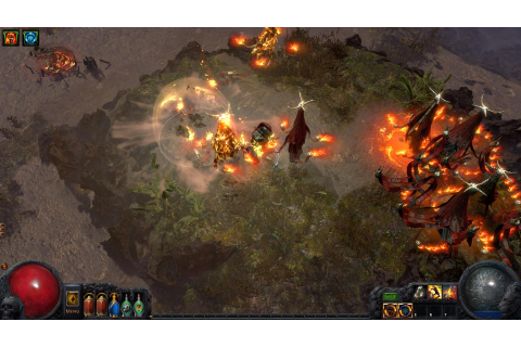 Path of Exile: War for the Atlas Expansion Out Now ...
