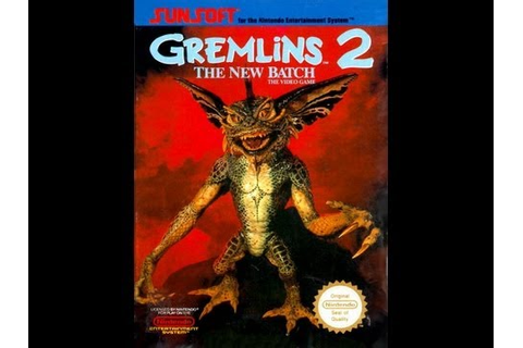 Gremlins 2: The New Batch (Nintendo Entertainment System ...