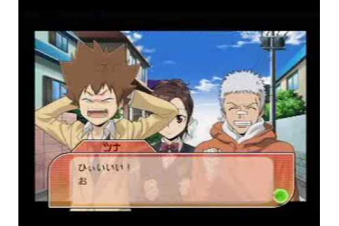 Kateikyoushi Hitman Reborn! Dream Hyper Battle PS2 Video 9 ...