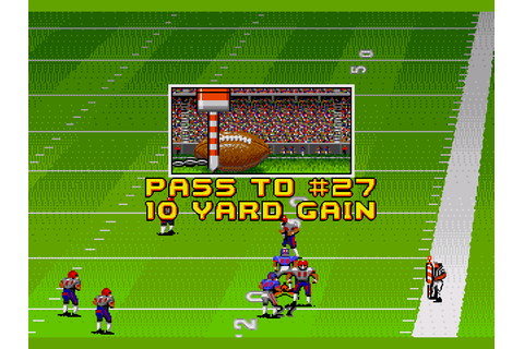 John Madden Football 92 Screenshots | GameFabrique