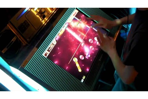 DJ Max Technika 2 - Bemani Style Music Video Arcade Game ...