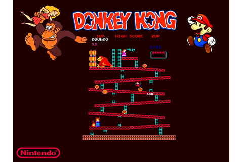 New Donkey Kong Arcade Music And Voice Clips Unearthed ...