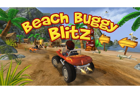 Beach Buggy Blitz™ - Universal - HD Gameplay Trailer - YouTube