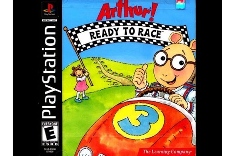 Arthur! Ready to Race (PlayStation) - YouTube
