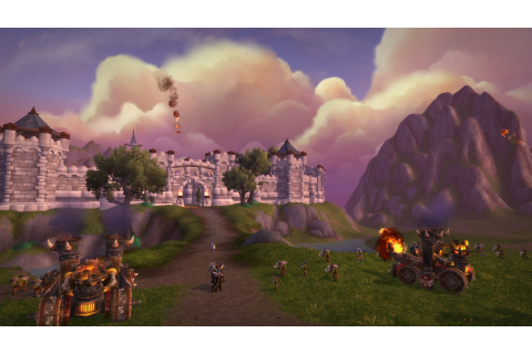 World of Warcraft: Battle for Azeroth - Screenshot-Galerie ...