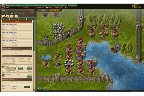 Lord of Ultima « Free Online Strategy Game