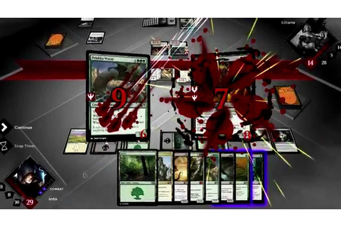 Magic 2015 - Duels of the Planeswalkers E3 Gameplay ...