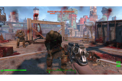 Fallout 4 version complete free full pc game crack download