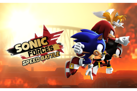 READY, SET, GO! SONIC FORCES: SPEED BATTLE™ MAKES ITS ...