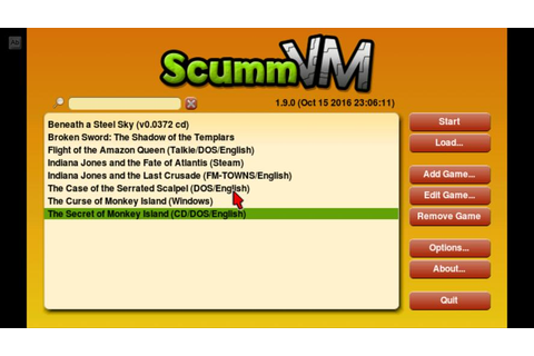 ScummVM APK Download - Free Adventure GAME for Android ...
