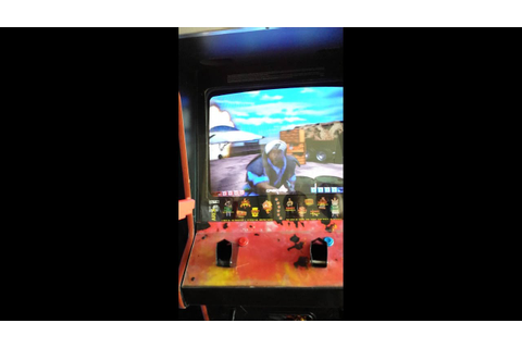 AREA 51 / MAXIMUM FORCE COMBO ARCADE GAME - YouTube