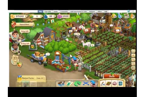 How to get free Unlimited water in Farmville 2 Facebook ...