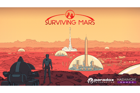Surviving Mars Review | Invision Game Community