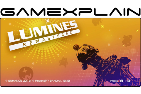 Lumines Remastered - Game & Watch (Nintendo Switch) - YouTube