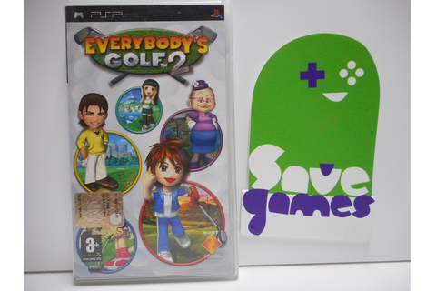 Everybody's Golf 2 - Save Games