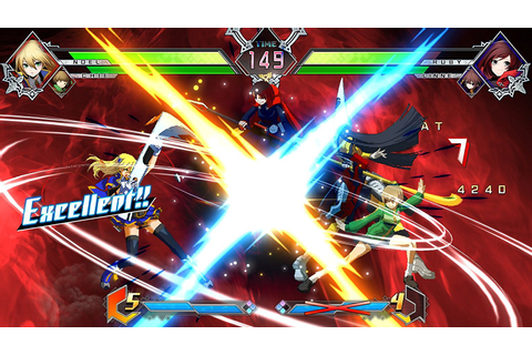 Blazblue Cross Tag Battle – All your games in one place ...
