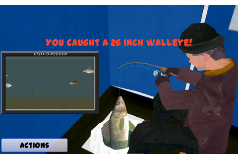 Ice Fishing Derby - Android Apps on Google Play