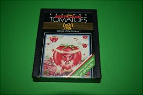 revenge of the beefsteak tomato game atari free shipping ...