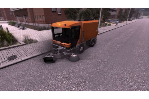 Download game Street Cleaning Simulator 2011 right now!