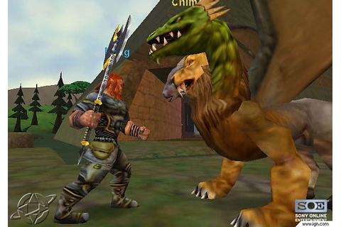 EverQuest Online Adventures: Frontiers full game free pc ...