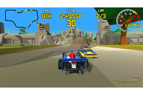 Indie Retro News: Racing Apex - Could this be the next ...