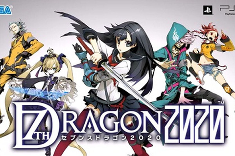 7th Dragon 2020-II: More Japan-only PSP role-playing from ...