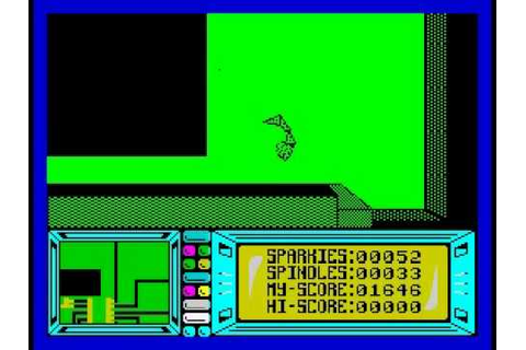 Fat Worm Blows a Sparky Walkthrough, ZX Spectrum - YouTube