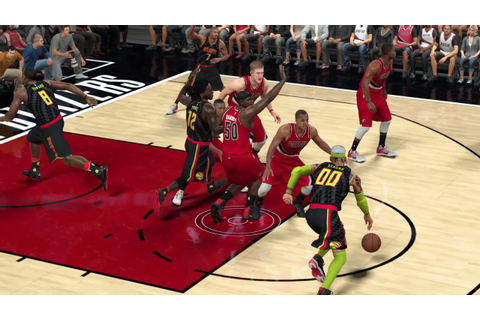 NBA 2k1 Crossover Game Crzy - YouTube