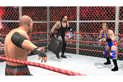 THQ's WWE games – Smackdown and out – Games Asylum