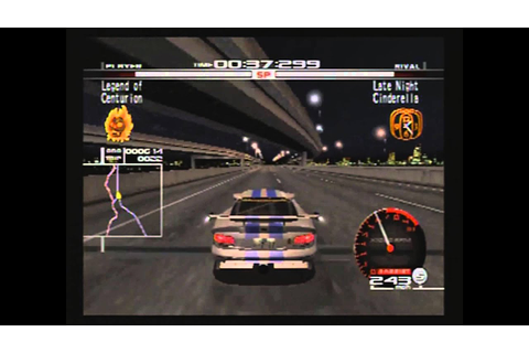 Tokyo Xtreme Racer Zero with Tokyo Xtreme Racer 3 Music ...